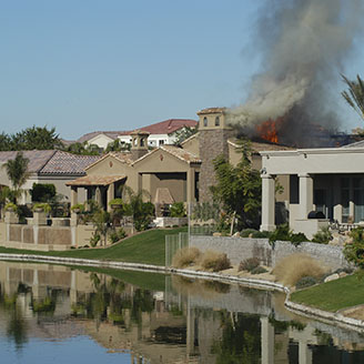 Phoenix Burn and Fire Injury Lawyers